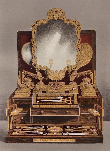 Masterpieces of Industrial Art & Sculpture Vol. 1 - Asprey – Dressing-case (1863)