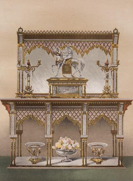 Masterpieces of Industrial Art & Sculpture Vol. 1 - Elkington – Table and Mirror (1863)