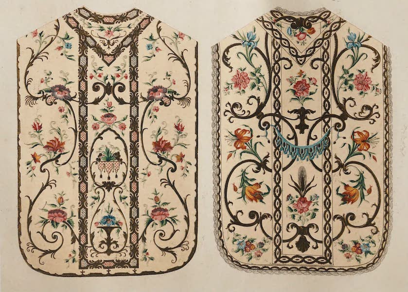 Masterpieces of Industrial Art & Sculpture Vol. 1 - Martini – Chasubles  (1863)