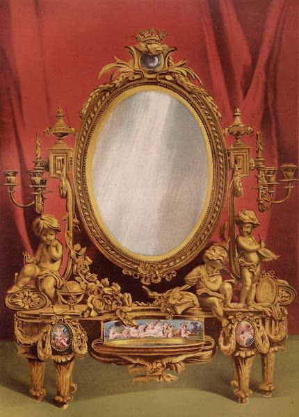 Masterpieces of Industrial Art & Sculpture Vol. 1 - Paillard – Bronze-gilt Mirror (1863)