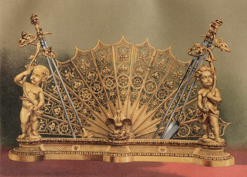 Masterpieces of Industrial Art & Sculpture Vol. 1 - Hollenbach – Metal-work (1863)