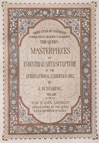 English - Masterpieces of Industrial Art & Sculpture Vol. 3