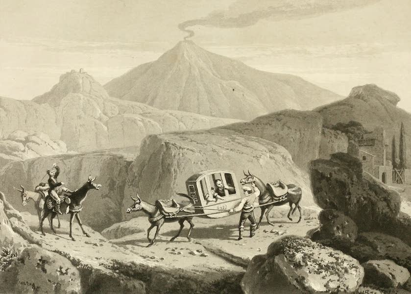Memoir Descriptive of the Resources, Inhabitants, and Hydrography, of Sicily - Travelling in Sicily (1824)