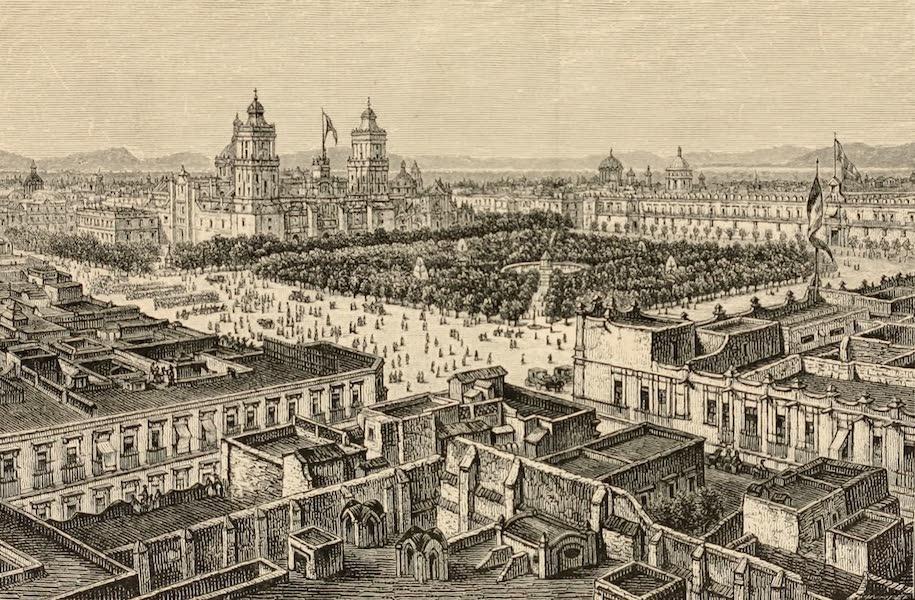 The Plaza, Mexico City
