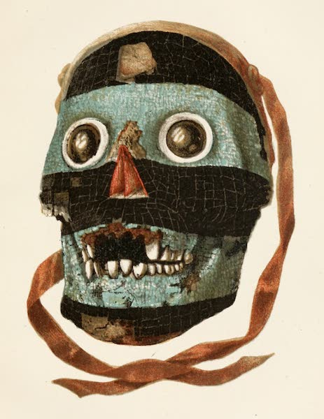 Mexico To-Day - Skull Ornament (1883)