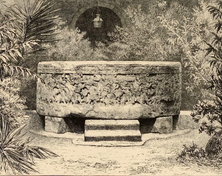 Mexico To-Day - Aztec Sacrificial Stone (1883)