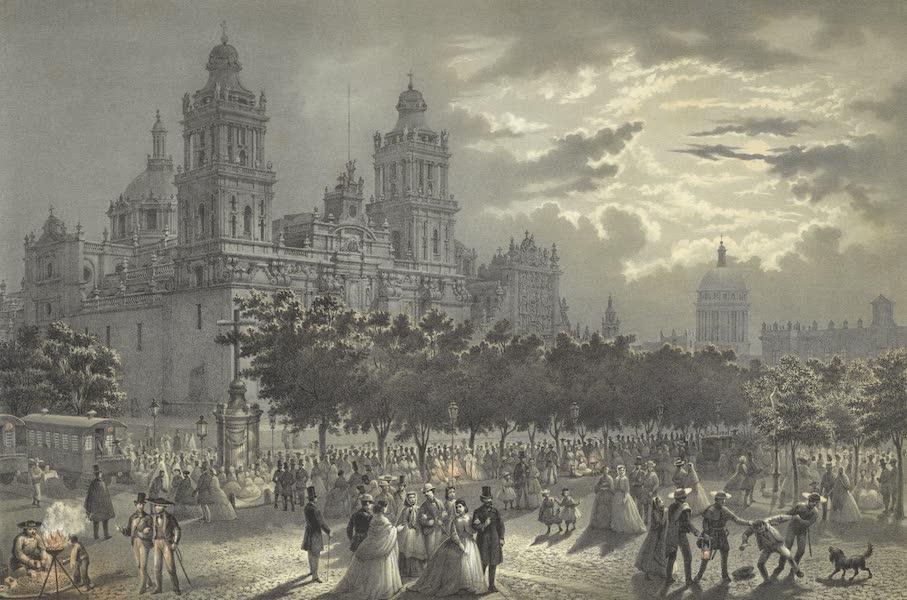 Mexico y sus Alrededories - Las Cadenas en Una Noche de Luna (1869)