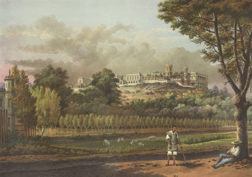 Mexico y sus Alrededories - Chapultepec (1869)