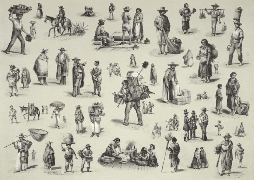 Mexico y sus Alrededories - Trajes Mexicanos (IV) (1869)
