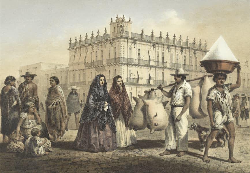 Mexico y sus Alrededories - Trajes Mexicanos (V) (1869)