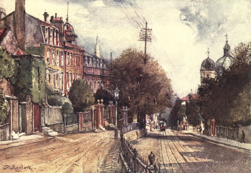 Middlesex Painted and Described - Highgate (1907)