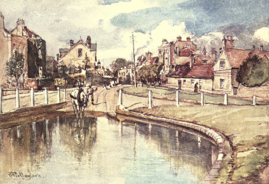 Middlesex Painted and Described - Hendon (1907)