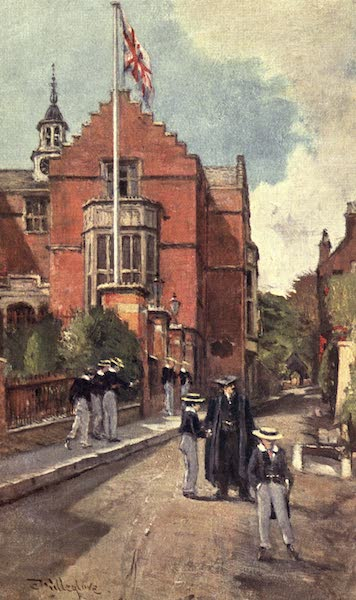 Middlesex Painted and Described - Harrow (1907)