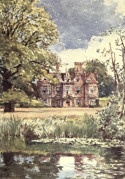 Middlesex Painted and Described - Old Manor House, near Ickenham (1907)