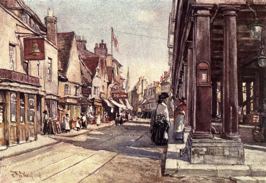 Middlesex Painted and Described - Uxbridge (1907)