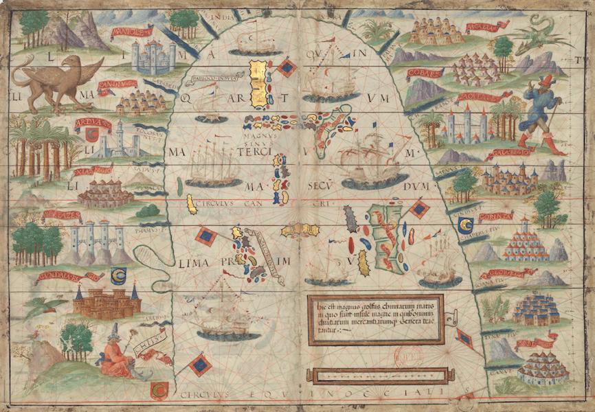 Miller Atlas - Magnus Sinus (1519)