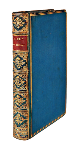 Mitla. A Narrative of Incidents - Display (1858)