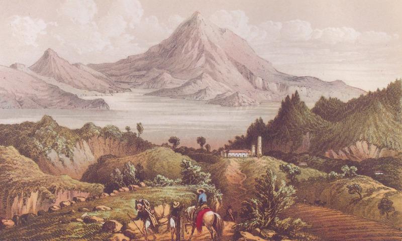 Mitla. A Narrative of Incidents - Lake of Atitlan (1858)