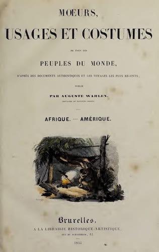 French - Moeurs, Usages et Costumes de Tous les Peuples du Monde Vol. 2