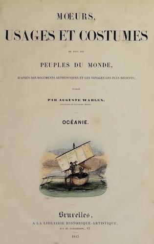 French - Moeurs, Usages et Costumes de Tous les Peuples du Monde Vol. 4