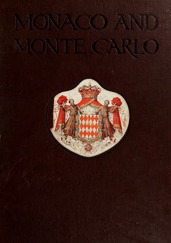 Chromolithography - Monaco and Monte Carlo