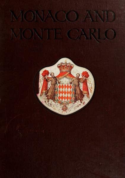 Monaco and Monte Carlo - Front Cover (1912)