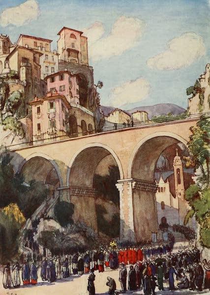 Monaco and Monte Carlo - St. Devote (1912)