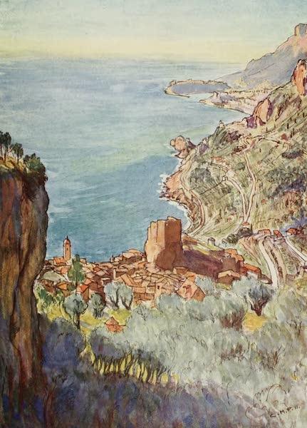Monaco and Monte Carlo - Roquebrune (1912)