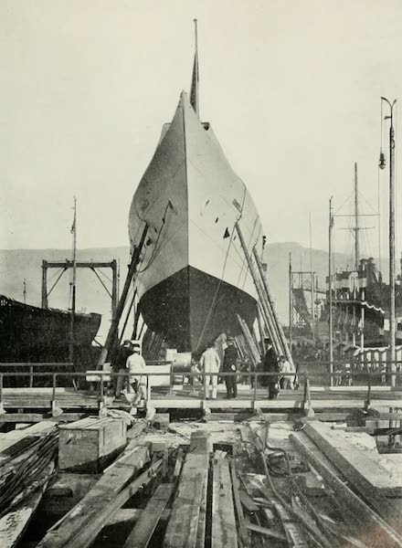 Monaco and Monte Carlo - L'Hirondelle II. Ready to be Launched (1912)