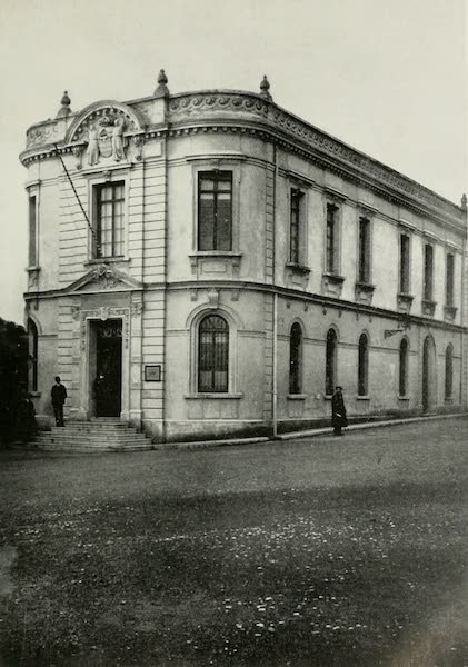 Monaco and Monte Carlo - The Anthropological Museum (1912)