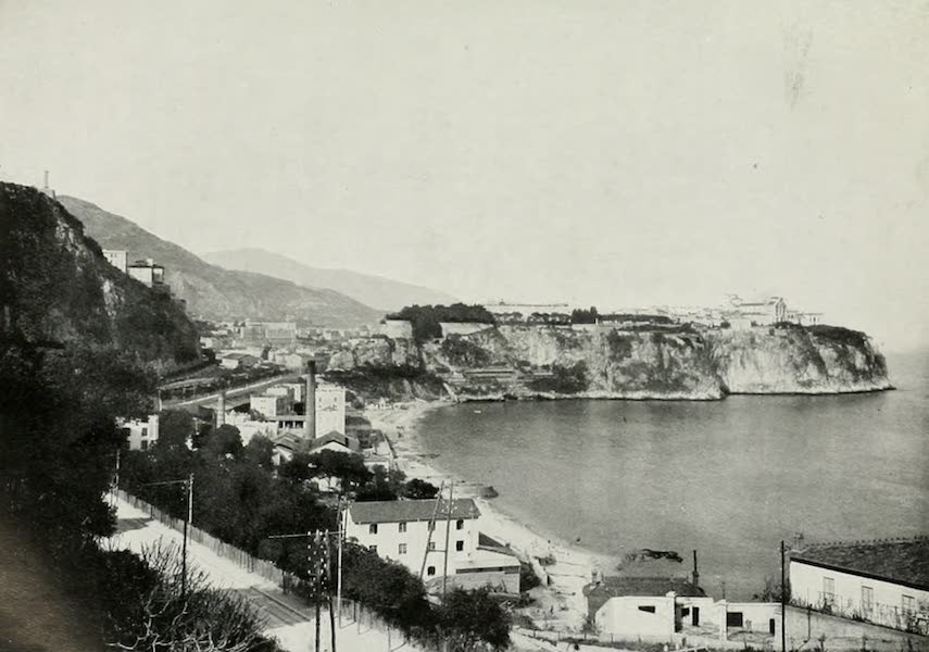 Monaco and Monte Carlo - Fontvieille, The Industrial Quarter (1912)