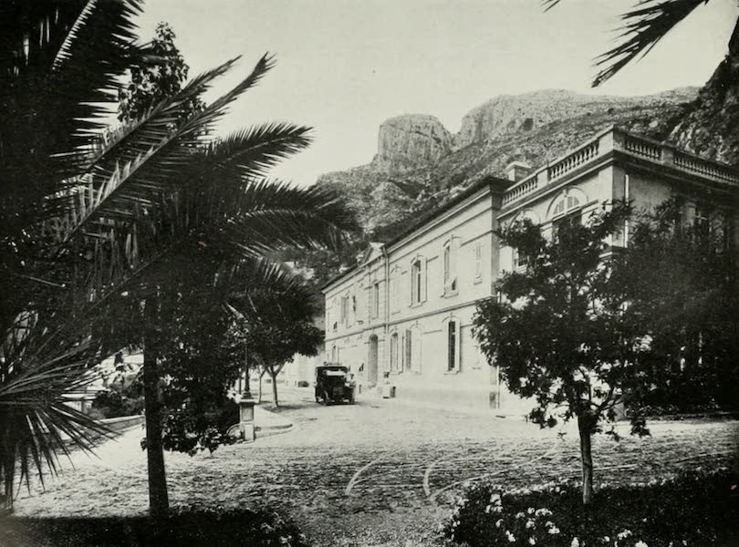 Monaco and Monte Carlo - The Villa Albert, for Paying Patients, at the Monaco Hospital (1912)