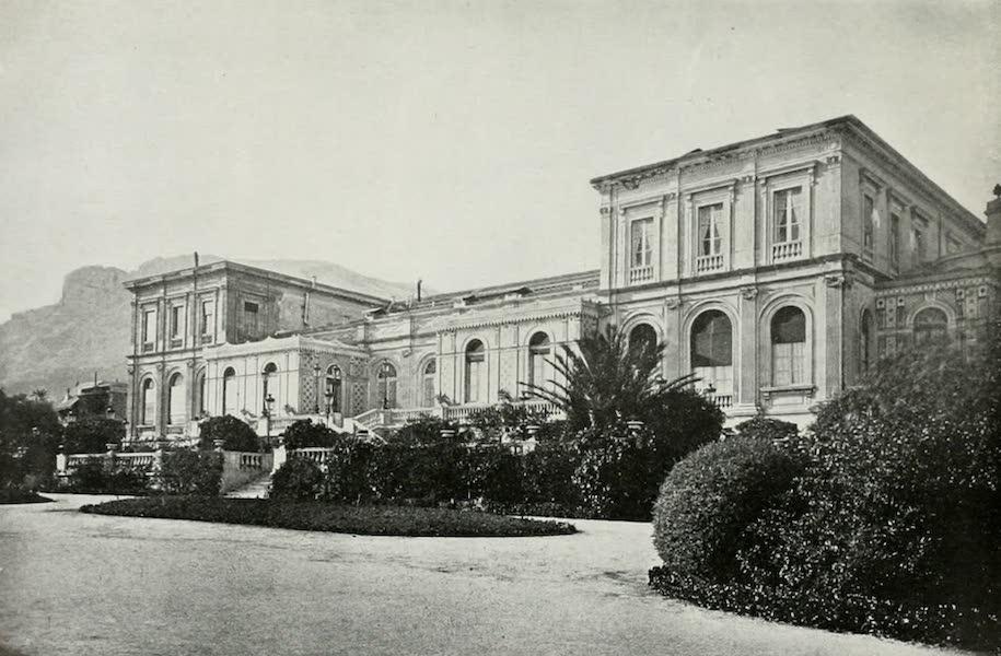 Monaco and Monte Carlo - The Casino Up To 1878 : Southern Aspect, Facing the Sea (1912)