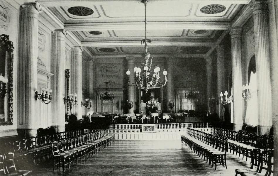 Monaco and Monte Carlo - The Monte Carlo Casino : Ball and Concert Room before 1878 (1912)