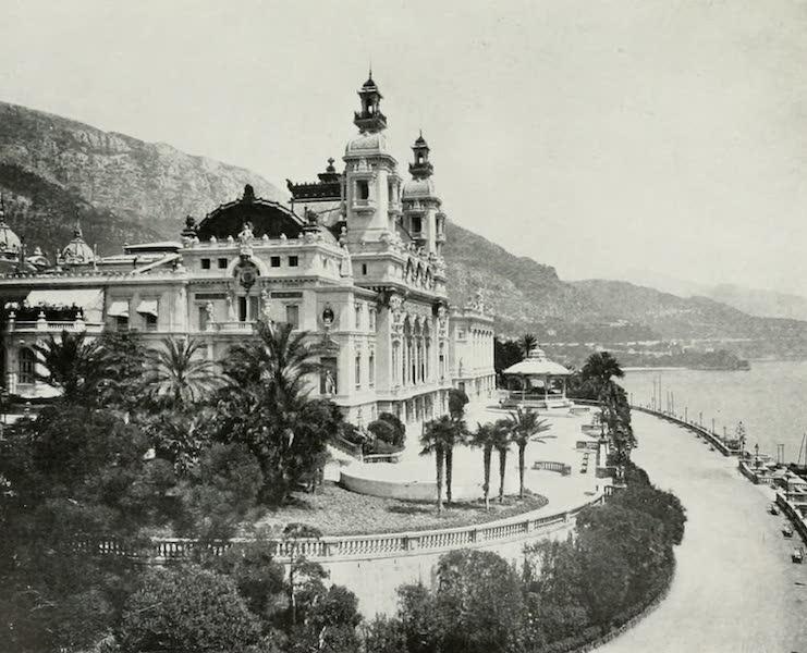 Monaco and Monte Carlo - The Garnier Theatre and the Terraces (1912)