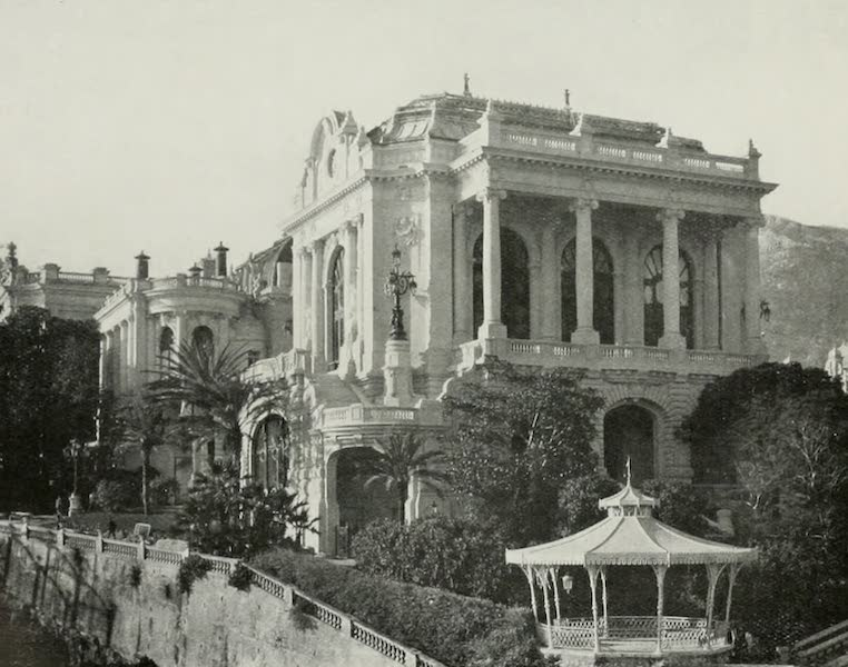 Monaco and Monte Carlo - The Newest And Private Part of the Casino (1912)
