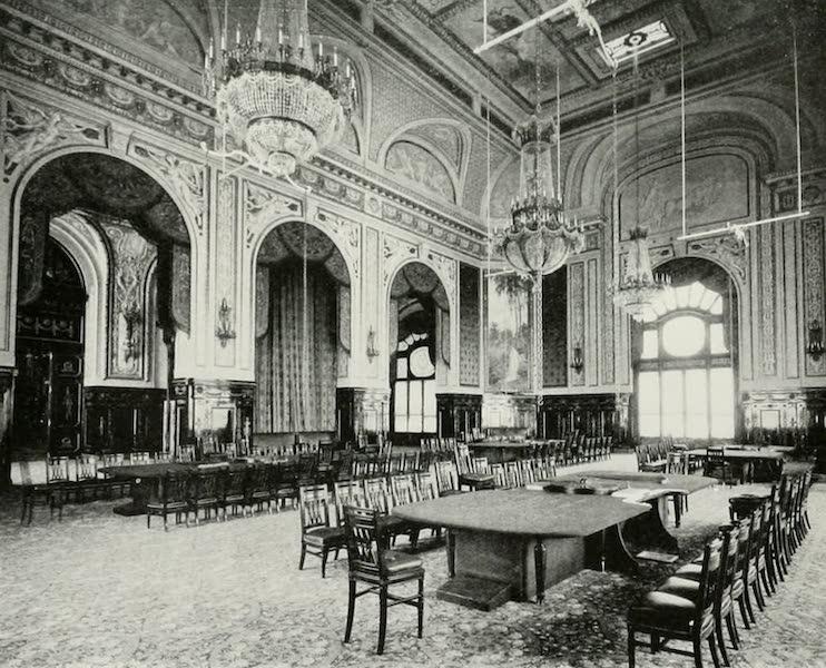 Monaco and Monte Carlo - The Nouvelle Salle, or Salle Empire (1912)