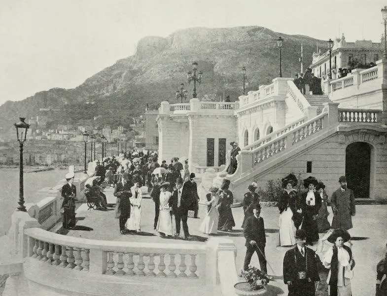 Monaco and Monte Carlo - The Hydropathic Establishment (1912)