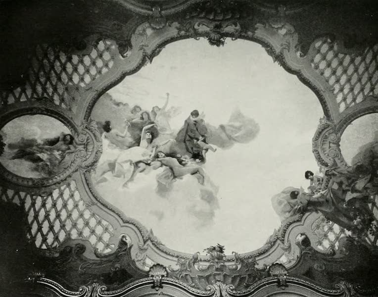 Monaco and Monte Carlo - Dreams : A Ceiling by Galleli (1912)