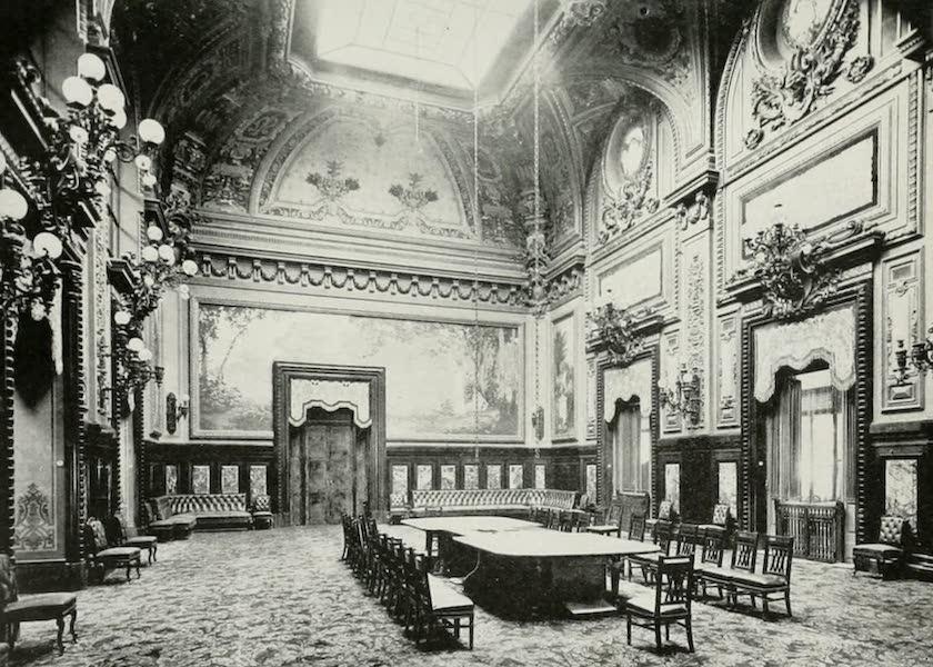 Monaco and Monte Carlo - The Salle Touzet (1912)