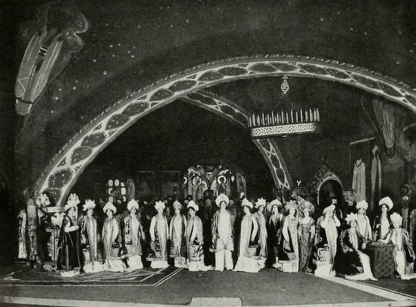 Monaco and Monte Carlo - The Monte Carlo Opera: A Scene from