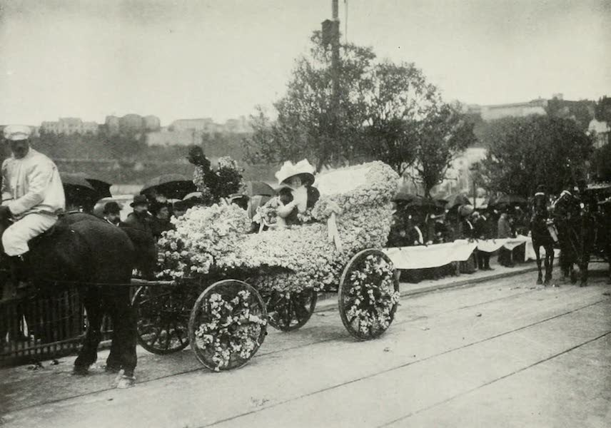 Monaco and Monte Carlo - The Battle of Flowers (1912)