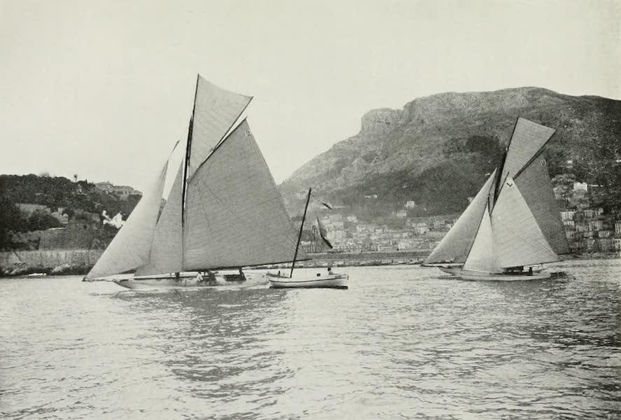 Monaco and Monte Carlo - The International Regattas (1912)