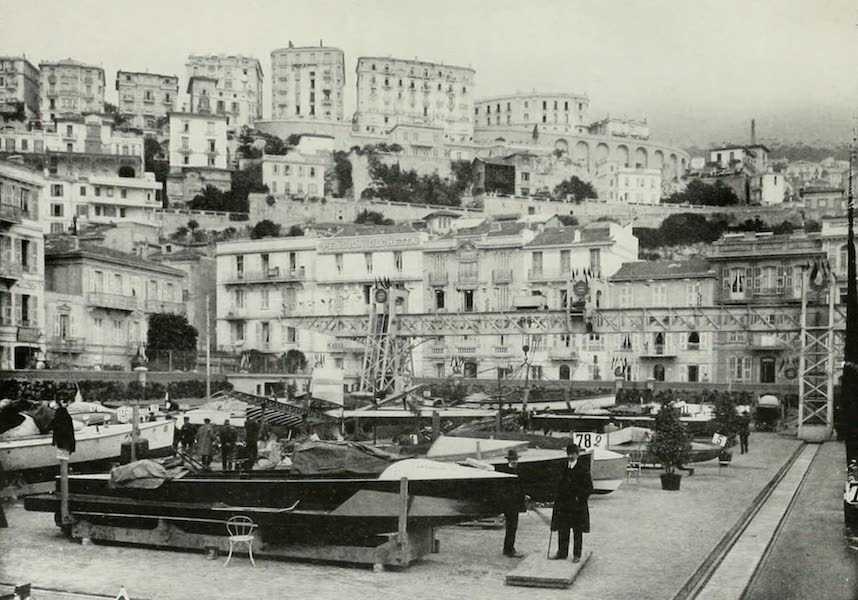 Monaco and Monte Carlo - International Motor Boat Exhibition and Competition (1912)