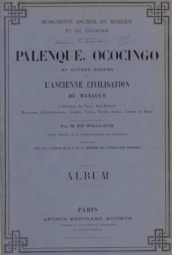 French - Monuments anciens du Mexique