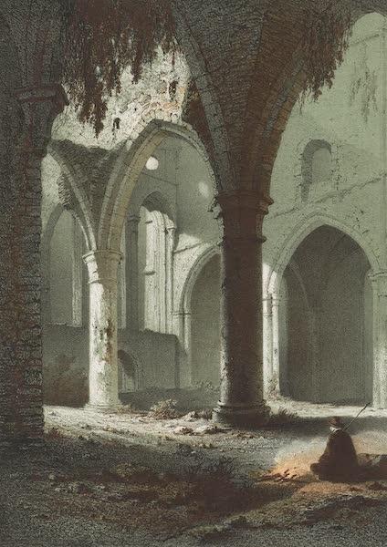 Monuments d'Architecture et de Sculpture en Belgique Vol. 1 - Ruins de l'Abbaye de Villers (1860)