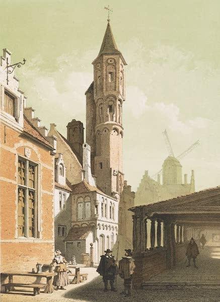 Monuments d'Architecture et de Sculpture en Belgique Vol. 1 - Tir a l'Arc de la Societe St. Sebastien a Bruges (1860)