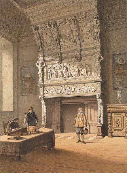 Monuments d'Architecture et de Sculpture en Belgique Vol. 2 - La Salle des Marlages a l'Hotel de Ville d'Anvers (1860)