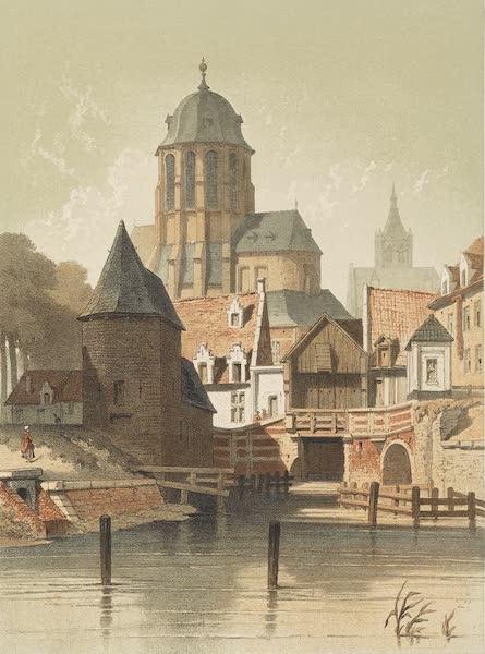 Monuments d'Architecture et de Sculpture en Belgique Vol. 2 - Notre-Dame d'Hanswyck a Malines (1860)