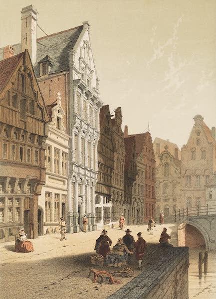 Monuments d'Architecture et de Sculpture en Belgique Vol. 2 - Maisons Anciennes a Malines (1860)